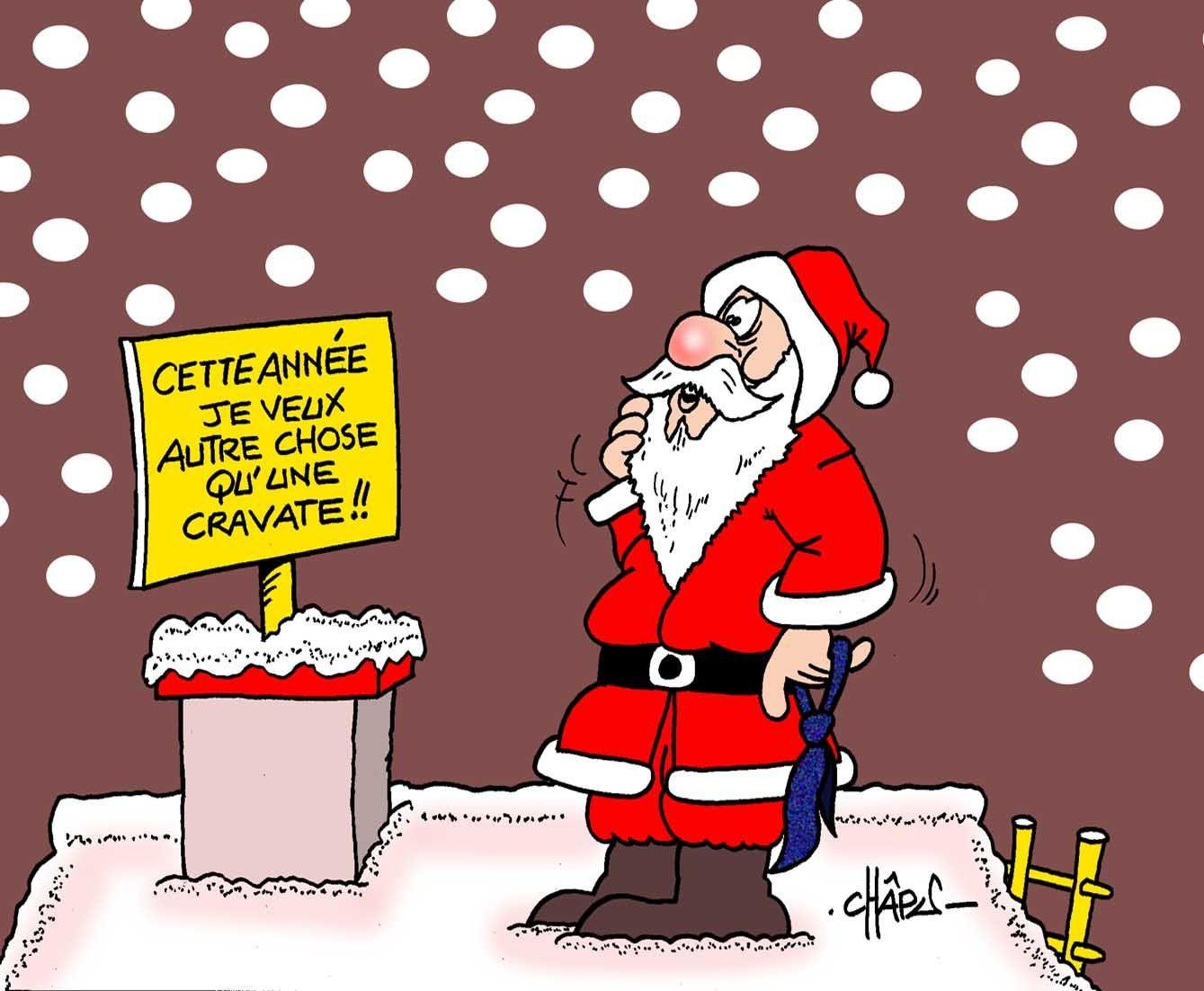 Dessins d 39 humeur et d 39 humour page 13 - Dessin cadeau noel ...
